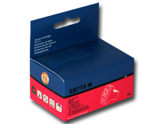 HP C8772 (No. 363) magenta kompatibilis tintapatron HP PhotoSmart 8200 tintasugaras nyomtatóhoz