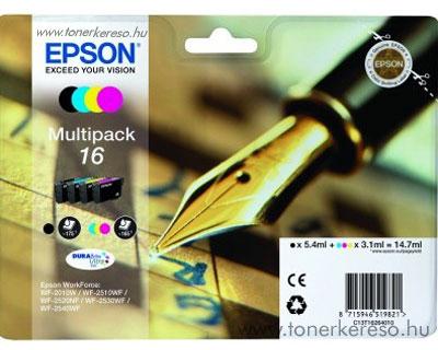 Epson 16 eredeti multipack csomag T16264010