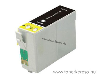 OP Epson T1301 fekete kompatibilis/utángyártott tintapatron Epson Stylus Office BX525WD tintasugaras nyomtatóhoz