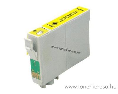 OP Epson T1304 yellow kompatibilis/utángyártott tintapatron