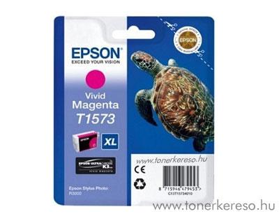 Epson Tintapatron T1573 magenta Epson Stylus Photo R3000 tintasugaras nyomtatóhoz