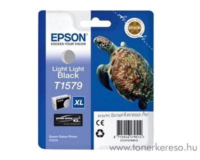 Epson Tintapatron T1579 light-light black