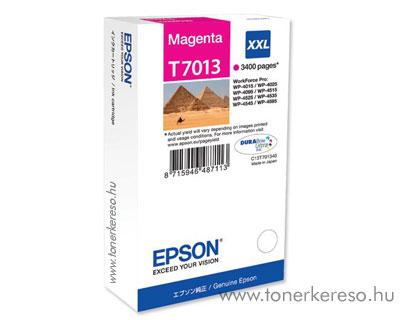 Epson Tintapatron T7013 Epson WorkForce Pro WP-4525DNF tintasugaras nyomtatóhoz
