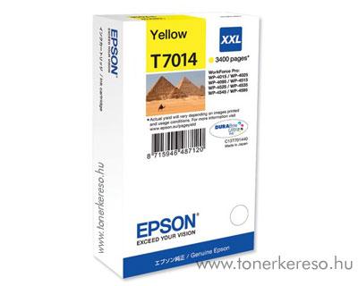 Epson Tintapatron T7014 Epson WorkForce Pro WP-4525DNF tintasugaras nyomtatóhoz