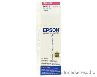 Epson Tinta magenta T67334A Epson L1800 tintasugaras nyomtatóhoz