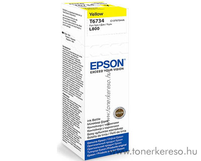 Epson Tinta yellow T67344A