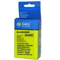 Lexmark kompatibilis tintapatron 17G0050 Lexmark Z12 tintasugaras nyomtatóhoz