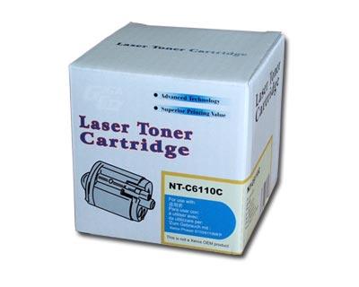 Xerox 6110 cyan kompatibilis lézertoner extra minőség