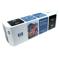 HP C1806A Bk tintapatron HP DesignJet 3800cp Wide Format Color tintasugaras nyomtatóhoz
