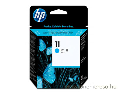 HP C4811 C (No. 11) nyomtatófej cyan HP Colorprinter 1700 tintasugaras nyomtatóhoz