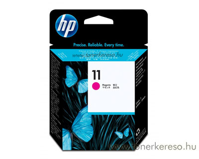 HP C4812 M (No. 11) nyomtatófej magenta HP Colorprinter 1700 tintasugaras nyomtatóhoz