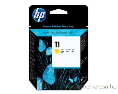 HP C4813 Y (No. 11) nyomtatófej yellow HP Colorprinter 1700 tintasugaras nyomtatóhoz