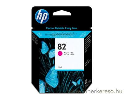 HP CH567A (No. 82) Magenta tintapatron HP DesignJet 510 tintasugaras nyomtatóhoz