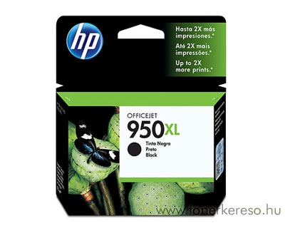 HP CN045AE (No. 950XL) Bk tintapatron HP Officejet Pro 8610 e-All-in-One Printer  tintasugaras nyomtatóhoz