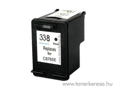 HP C8765 (No. 338) utángyártott fekete tintapatron GIH338 HP Deskjet 5745 tintasugaras nyomtatóhoz