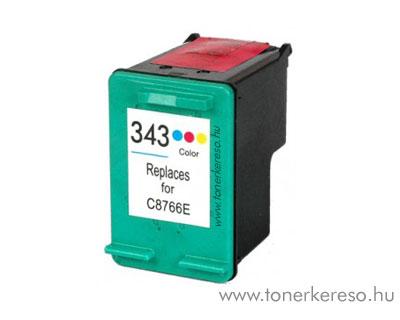 HP C8766EE (No. 343) utángyártott színes tintapatron GIH343 HP Deskjet 5745 tintasugaras nyomtatóhoz