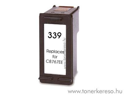 HP C8767EE (No. 339) utángyártott fekete tintapatron GIH339 HP OfficeJet 7310 tintasugaras nyomtatóhoz