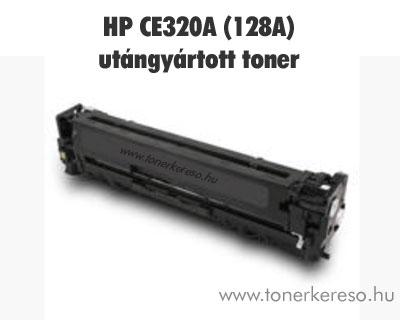 HP CE320A (128A) fekete/black utángyártott lézertoner OP