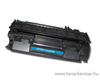 HP CE505A utángyártott/kompatibilis lézertoner P2035/2055 HP LaserJet P2055 lézernyomtatóhoz