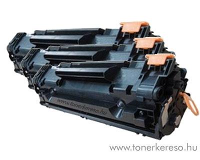 HP CE278A utángyártott lézertoner csomag 3db!! OP