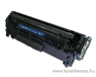 HP Q2612A utángyártott/kompatibilis lézertoner  HP LaserJet 1022n lézernyomtatóhoz