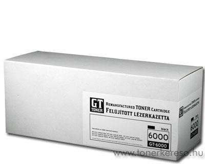 HP Q6000A fekete kompatibilis/felújított lézertoner GToner HP Color LaserJet 2605dn lézernyomtatóhoz