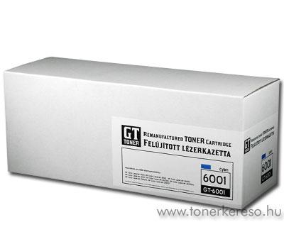 HP Q6001A cyan kompatibilis/felújított lézertoner GToner HP Color LaserJet CM1017 lézernyomtatóhoz