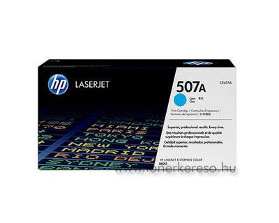 HP CE401A Cyan (507A) toner HP LaserJet Enterprise 500 M551dn lézernyomtatóhoz