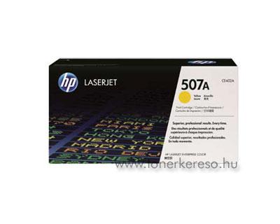 HP CE402 Yellow (507A) toner HP LaserJet Enterprise 500 M551dn lézernyomtatóhoz
