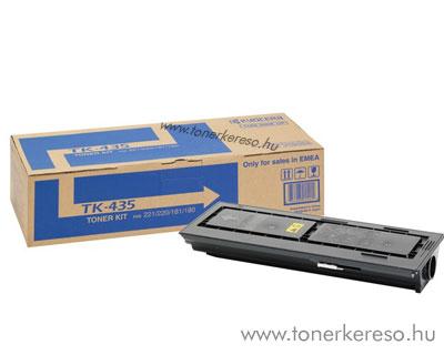 Kyocera TK435 eredeti lézertoner TaskAlfa 180/181/220/221 Kyocera Mita TASKalfa 221 lézernyomtatóhoz