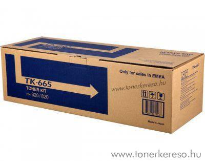 Kyocera TK665 eredeti lézertoner TaskAlfa 620/820 Kyocera Mita TASKalfa 620 lézernyomtatóhoz