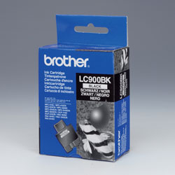 Brother LC900 Bk tintapatron Brother MFC-610CLN tintasugaras nyomtatóhoz