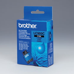 Brother LC900 C tintapatron Brother MFC-610CLN tintasugaras nyomtatóhoz