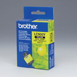 Brother LC900 Y tintapatron Brother FAX 1840C faxhoz