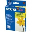 Brother LC970 Yellow tintapatron Brother DCP 153C tintasugaras nyomtatóhoz