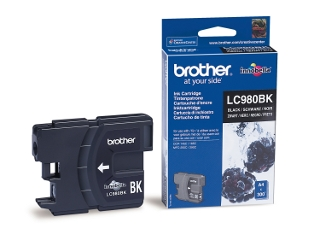 Brother LC980 Bk tintapatron