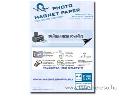 M�gnespap�r A4 12db-os csomag