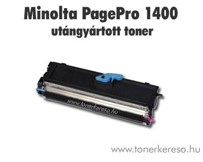 Minolta PagePro 1400 QMS kompatibilis/utángyártott lézertoner  Minolta PagePro 1400 lézernyomtatóhoz