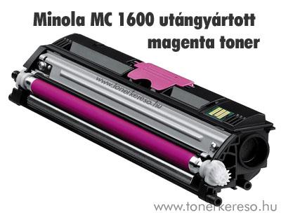 Minolta MagiColor 1600 M magenta kompatibilis/utángyártott toner Minolta Magicolor 1690MF lézernyomtatóhoz