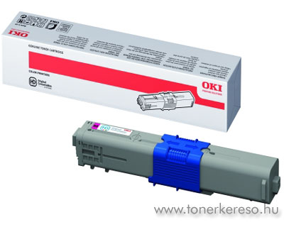 Oki 44469705 toner Magenta (C310/C330/C510/C530) Oki C530dn lézernyomtatóhoz