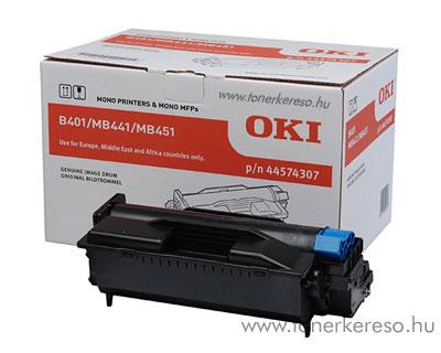 Oki 44574307 dobegység fekete (B401) OKI MB441 lézernyomtatóhoz