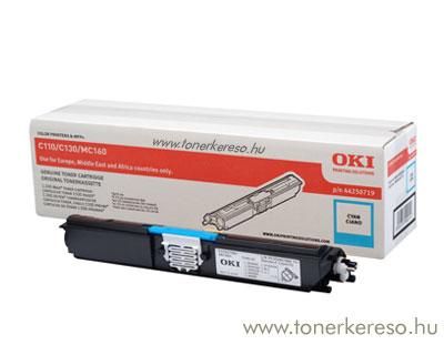 Oki 44250719 toner Cyan (C110/C130) Oki MC160n lézernyomtatóhoz