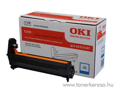 Oki 44315107 dobegység Cyan (C610) Oki C610 lézernyomtatóhoz