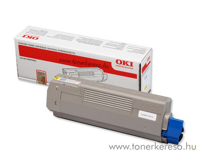 Oki 44315305 toner Yellow (C610)