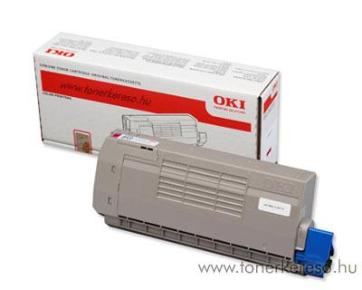 Oki 44318606 toner Magenta (C711) Oki C710dn lézernyomtatóhoz
