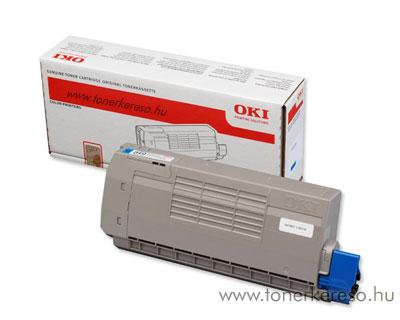 Oki 44318607 toner Cyan (C711)