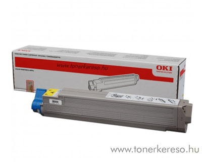 Oki 44036021 toner Yellow (C910)