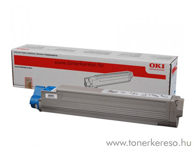 Oki 44036023 toner Cyan (C910) Oki C910 lézernyomtatóhoz