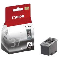 Canon PG-37 fekete tintapatron Canon PIXMA MP220 tintasugaras nyomtatóhoz