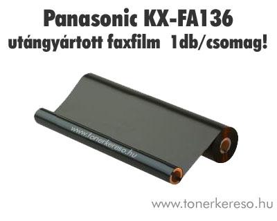 Panasonic KX-FA136 utángyártott faxfólia
